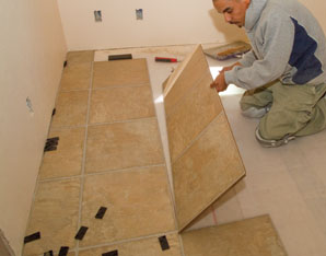 Installing Laminate Tiles Extreme How To